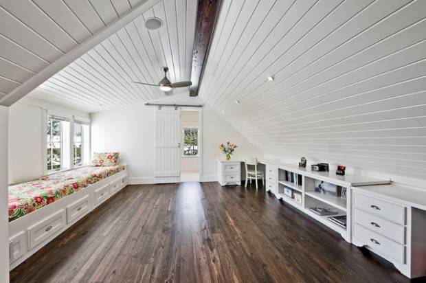 Great Ideas Your Attic Space Style