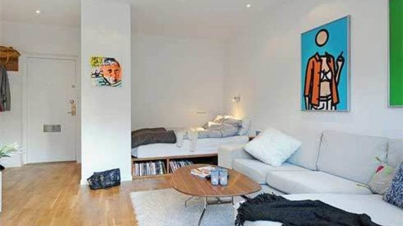Great Inspirations Decorating Small Apartment