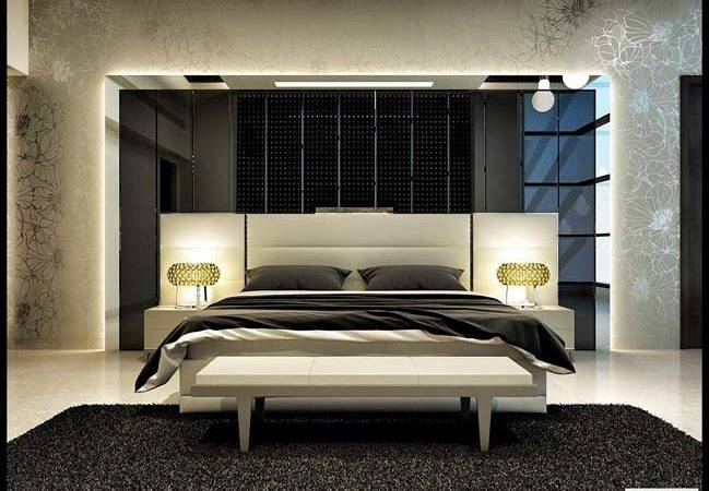 Great Modern Bedroom Design Ideas