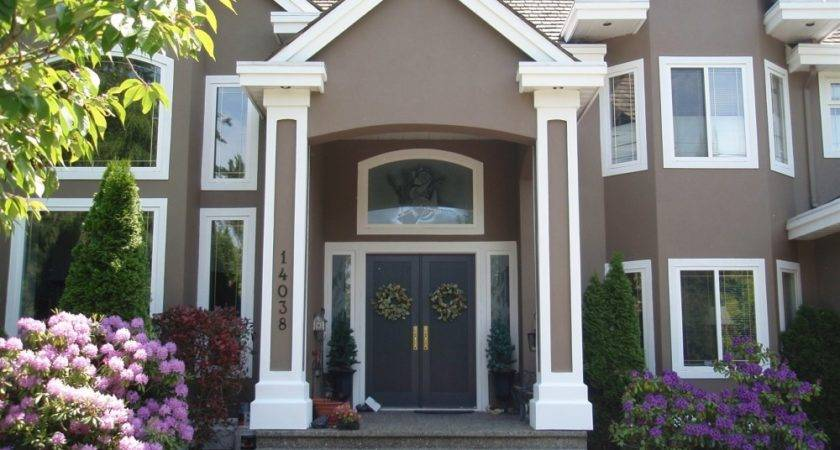 Great Modern House Color Schemes Exterior