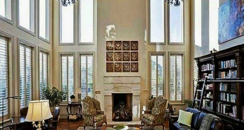 Great Room Ideas Two Story Designs