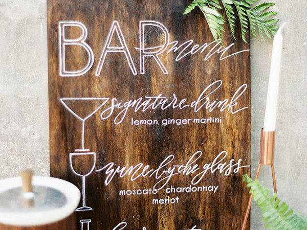 Great Wedding Sign Ideas Inspire Your Big Day