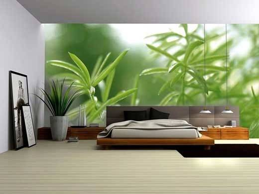Green Bedroom Ideas Interior Fans