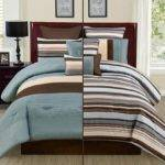 Green Blue Comforter Sets Decorate House