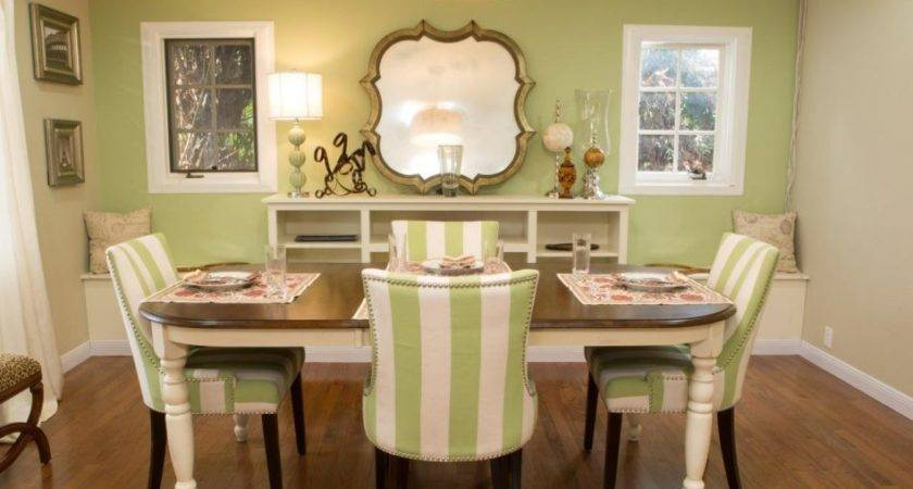 Green Create Fabulous Dining Room Chair