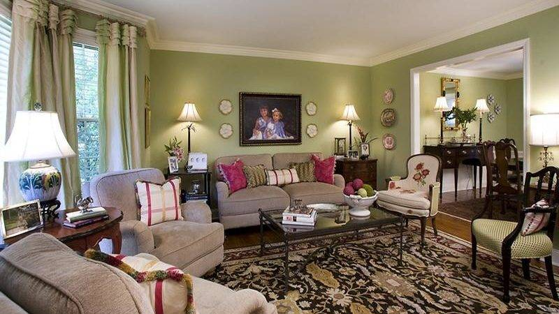 Green Paint Colors Living Room Myideasbedroom