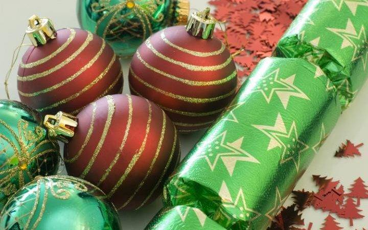 Green Red Decoration Christmas