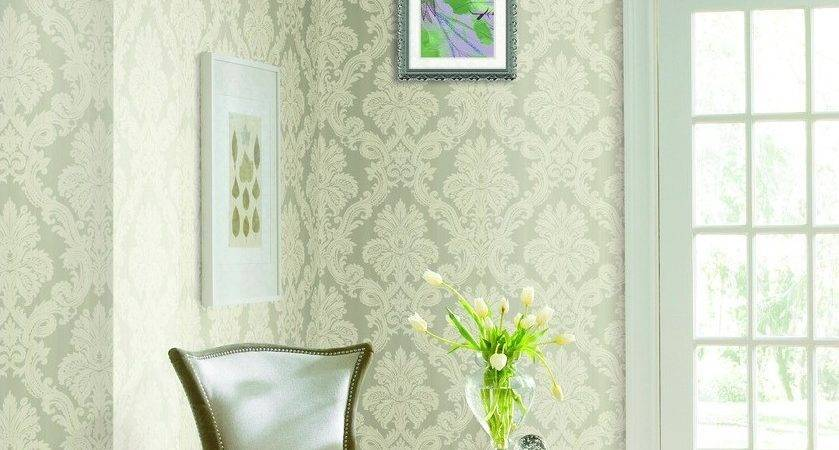 Green Wall Curtain Living Room House