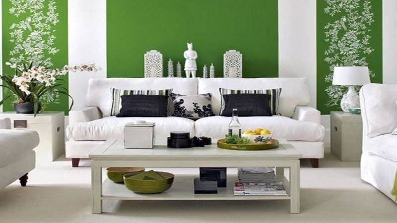 Green White Living Room Decorating Ideas Your Dream Home