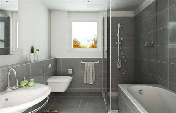 Grey Bathroom Ideas Freshnist