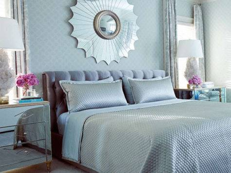 Grey Blue Bedroom Ideas