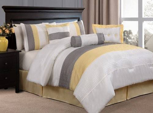 Grey Brown Comforter Sets Gray Gold Ecfq Info