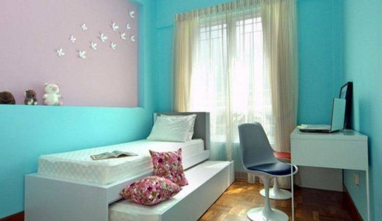 Grey Brown Wall Paint Light Blue Gray Bedroom