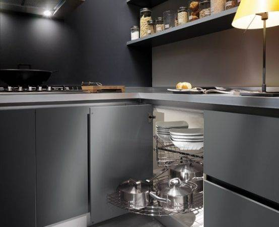 Grey Kitchen Inspiration Ernestomeda