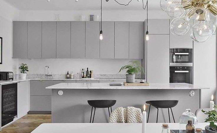 Grey Kitchens Best Designs Rapflava
