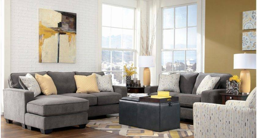 Grey Sofa Living Room Best Furniture Gray Decor