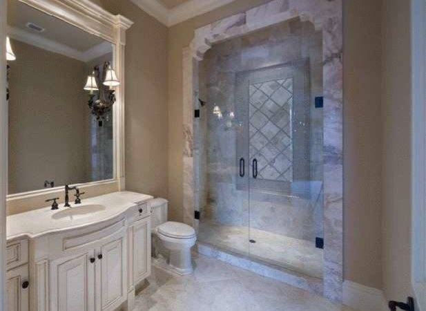 Guest Bathroom Luxury Modern French Home Design