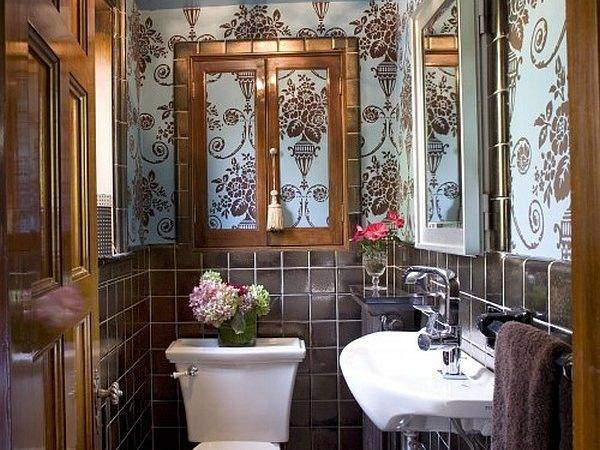 Guest Bathroom Powder Room Design Ideas Photos