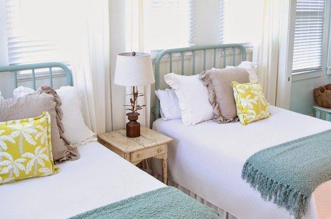 Guest Bedrooms Captivating Twin Bed Designs