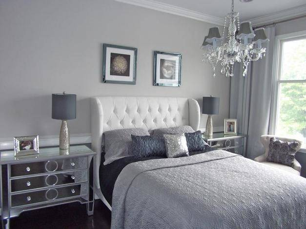 Guest Post Shades Grey Bedroom Little