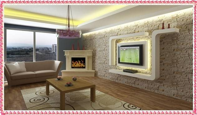Gypsum Wall Unit Idea Crowdbuild