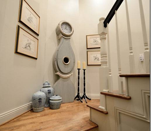 Hall Stairs Landing Decorating Ideas Finishing Touch