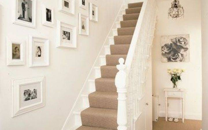 Hall Stairs Landing Decorating Ideas More Decor