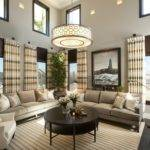 Hamptons Inspired Luxury Living Room Before After