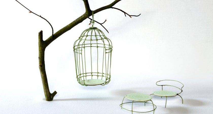 Hanging Chair Like Big Birdcage Decoholic