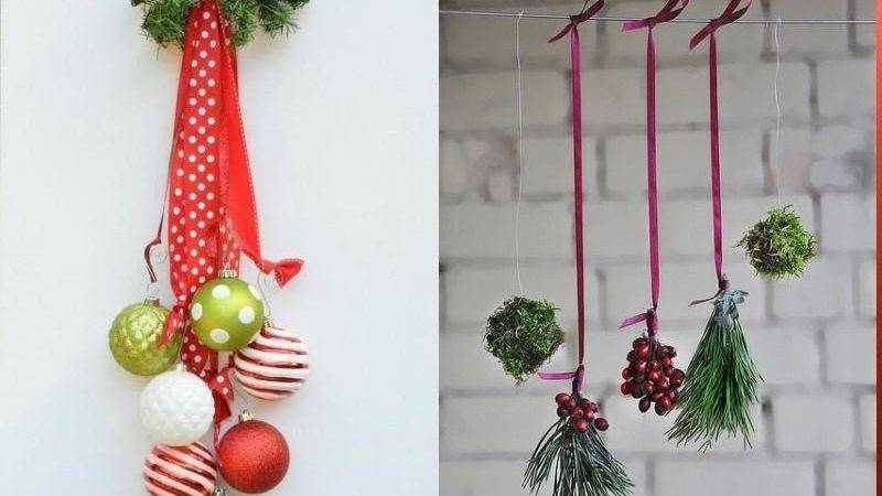 Hanging Christmas Decoration Ideas