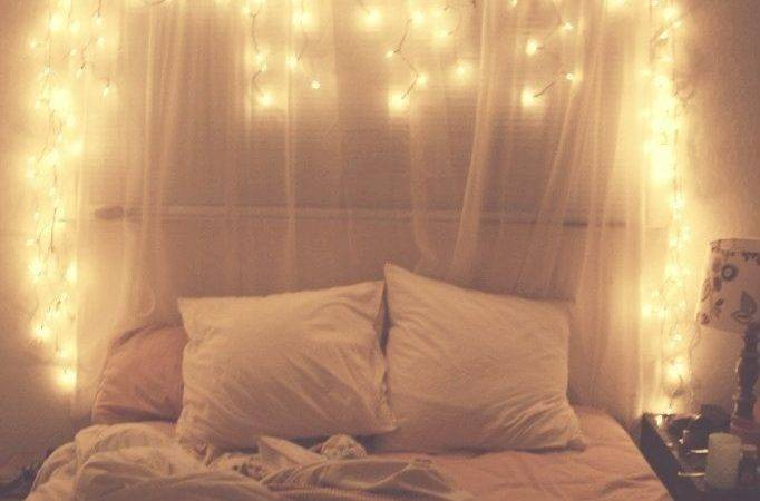 Hanging Christmas Lights Your Bedroom Photos