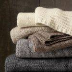 Happiness Warm Blanket Woolly Throws Winter