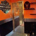 Harley Davidson Bathroom Bell Transitional Other