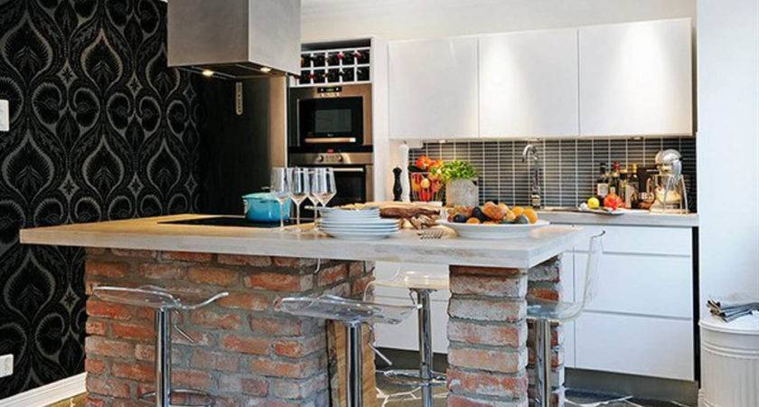 Have Beautiful Small Kitchen Design Your Home
