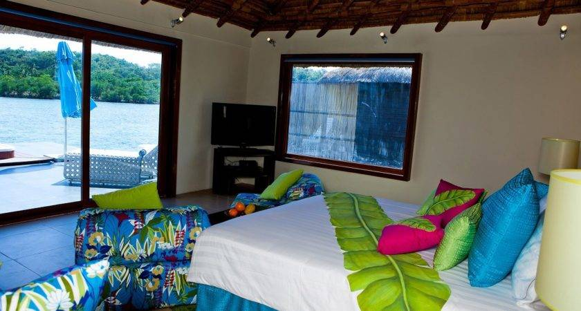 Have Tropical Island Themed Bedroom Home
