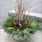 Heidi Horticulture Outdoor Christmas Container Large