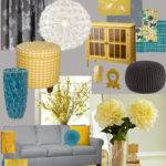 Hello Imagination Living Room Design Board
