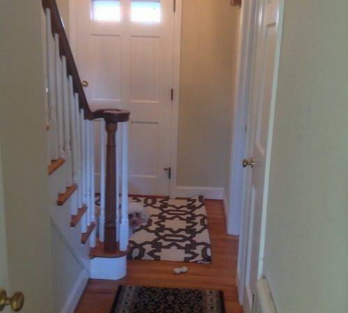Help Decorating Entryway Finding Rug
