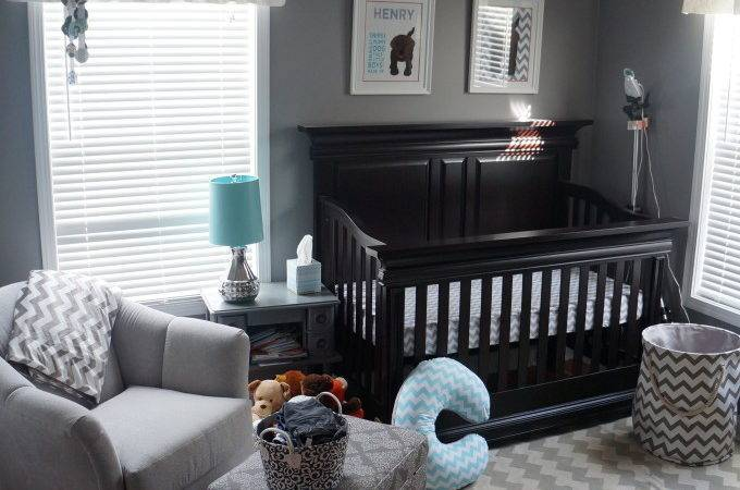 Henry Chevron Nursery Project