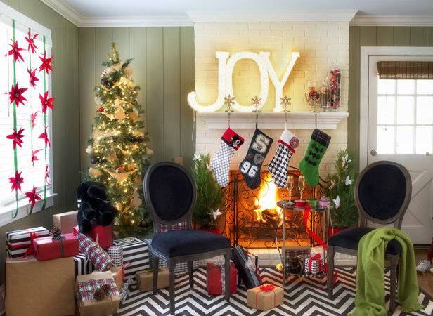Hgtv Holiday House Design Blog Happens