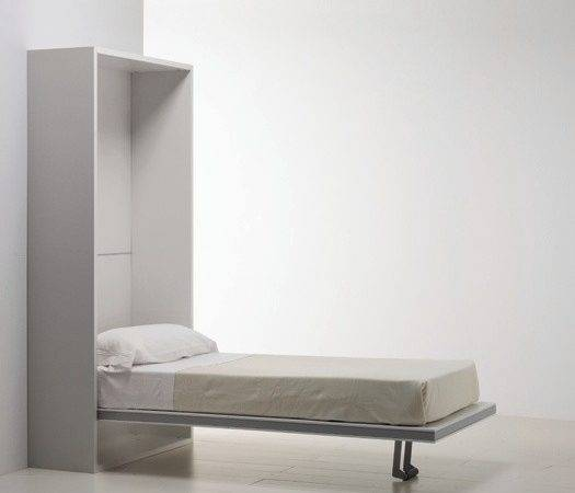 Hidden Bed Single Double Twin Vertical Wall
