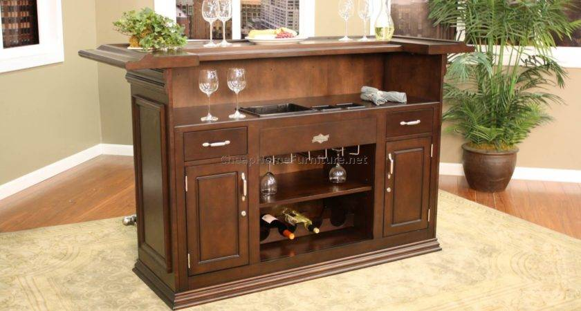Hidden Home Bar Furniture Best Ideas