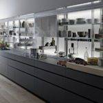 Hidden Kitchen Functional Feature Modern Design