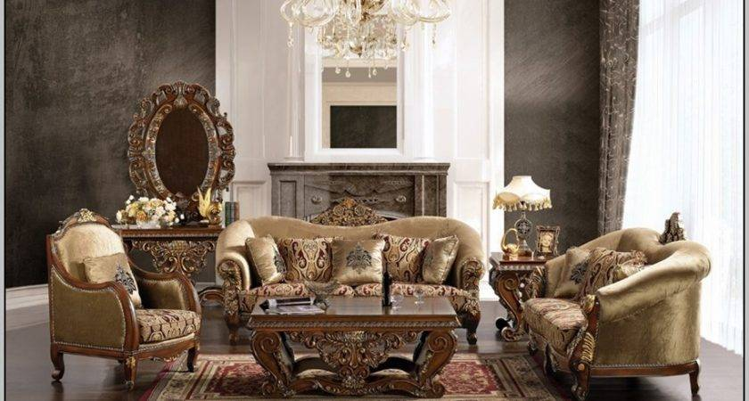 High End Living Room Furniture Sets Chairs Home