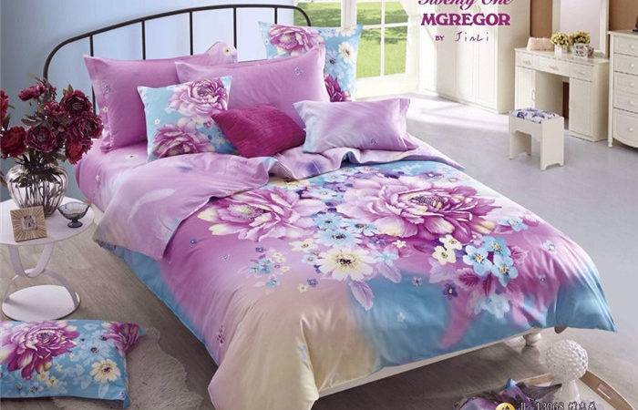 High Quality Beautiful Penoy Bedding Set Pcs Queen