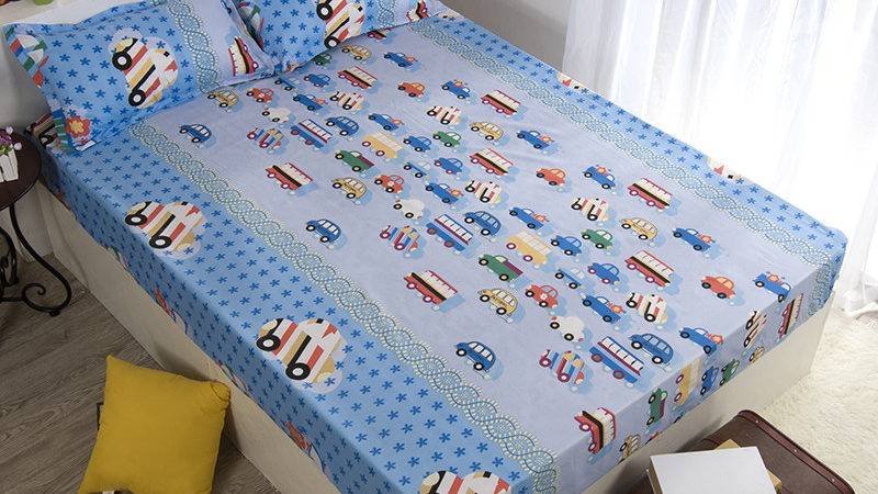 High Quality Bedding Set Reactive Printing Bed Cover