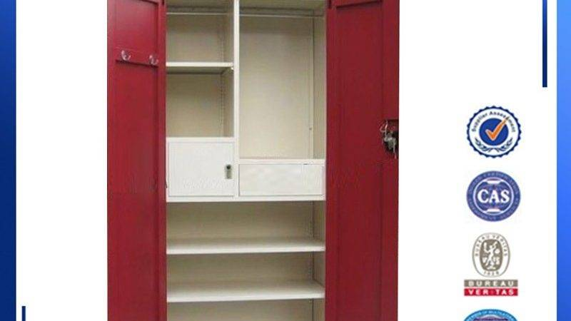High Quality Metal Wardrobe Cheap Cabinets Buy