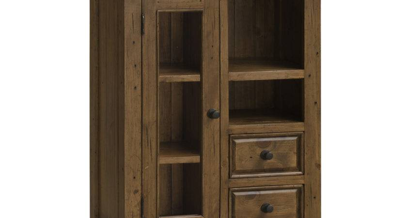 Hillsdale Tuscan Retreat Coffee Cabinet