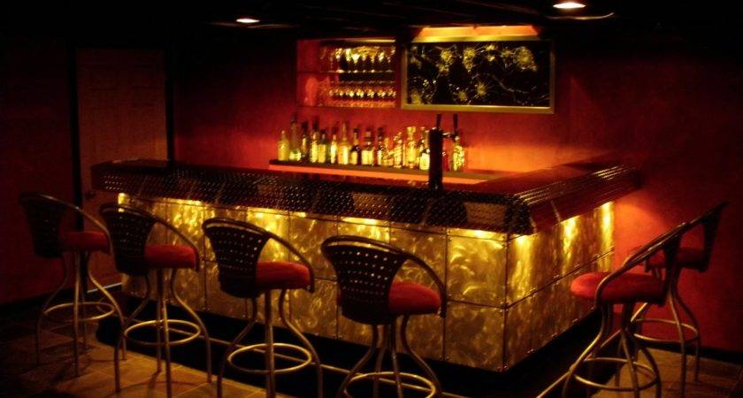 Home Bar Decor Ideas Design