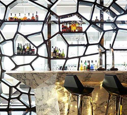 Home Bar Ideas Hong Kong Hotel Hidden Sky